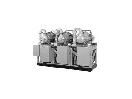 日立螺杆冷水机组